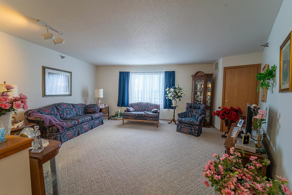 Northview Manor floor plan A Living Room